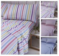 Spann-Bettlaken aus 100% Baumwolle fürs Schlafzimmer