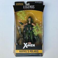 Marvel X-Men Legends Series Marvel's Polaris - Build A Figure Marvel's Warlock