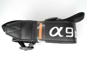 NEW Sony Alpha A9 II Genuine Camera Neck Strap