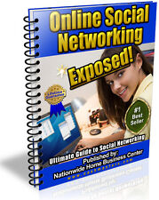 ONLINE SOCIAL NETWORKING EXPOSED PDF EBOOK FREE SHIPPING RESALE RIGHTS