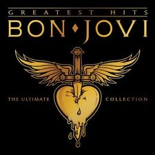 BON JOVI CD - GREATEST HITS: THE ULTIMATE COLLECTION [2CD](2010) - NEW UNOPENED