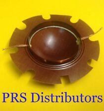 """Replacement Diaphragm Voice Coil 2"""" Titanium Super Diaphragm 8 ohm Repair Parts"""