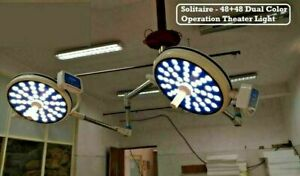 Operation Theater surgical examination light LED Yellow and White LED's 48 + 48