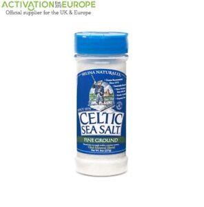 Celtic Sea Salt - Fine Ground Shaker Jar - 8oz