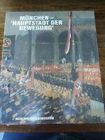 New - Museum Catalogue Hauptstadt der Bewegung in German Munich Third Reich PB