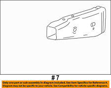 FORD OEM 15-18 F-150 Frame-Front Rail Right FL3Z5D058B
