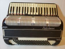 Vintage Paolo Soprani Italia Full Size 120-Bass 41-Key Piano Accordion