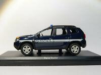 Dacia DUSTER de 2018 GENDARMERIE 1/43 de NOREV 509009