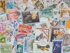 STAMP Topical 《VEHICLE》 100pcs lot OFF paper philatelic collection thematic