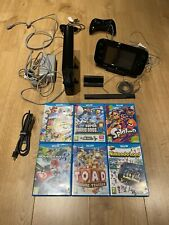 Nintendo Wii U Console 32 GB with 6 Games Included - Model WUP-101(03)