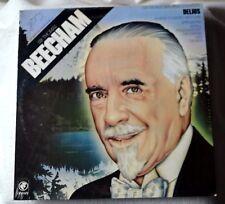 SIR THOMAS BEECHAM CONDUCTS DELIUS ROYAL PHILHARMONIC ORCHESTRA/CHORUS SEALED LP