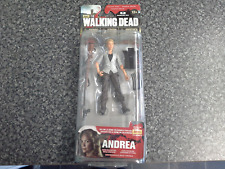 The Walking Dead Andrea Series 4 boxed 4 &a half inch tall figure.