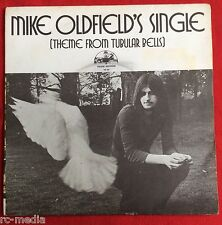 "MIKE OLDFIELD -Single (theme From Tubular BellS)- Rare UK 7"" with Picture Sleeve"