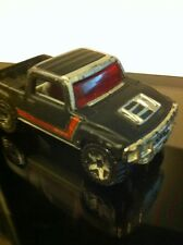 Hot Wheels Hummer H3T 2004 Concept care rare red windshield and stripe