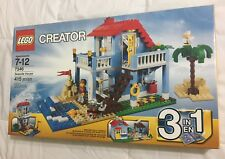 New in Unopened Factory Sealed Box LEGO Creator Seaside House 7346