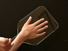 Hand Positioner for pediatric x-ray, immobilizer for hands & feet, clear plastic