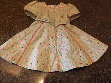 American Girl Molly Victory Garden Dress