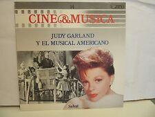 Judy Garland Y El Musical Americano - Obras Maestras 14 - 1987 - Spain - EX+/NM+