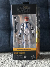 Star Wars The Black Series The Clone Wars 332ND AHSOKA?S CLONE TROOPER