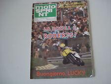 MOTOSPRINT 20/1978 PROVA TEST MONTESA CAPPRA 250