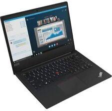 """LenovoThinkPadE490 14"""" Core i5-8265U 4GB RAM 500GB HDD 1.6GHz WIN10 20N8006UUS"""