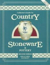 Collector's Guide to Country Stoneware and Pottery-ExLibrary