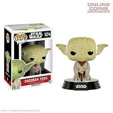 Funko Pop Star Wars Dagobah Yoda
