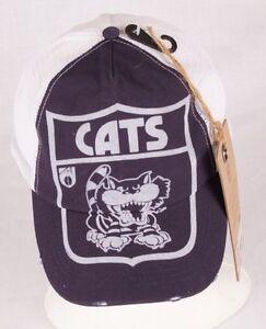 AFL Geelong Cats Retro VFL Shield Cap