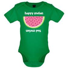 Body e pagliaccetti verde per bambino da 0 a 24 mesi, Taglia/Età 0-3 mesi