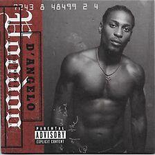 Voodoo [PA] by D'Angelo CD, Jan-2000, Virgin
