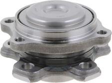 Wheel Bearing and Hub Assembly Front BCA Bearing WE61800