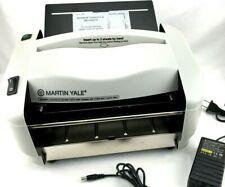 Martin Yale P7400 RapidFold Automatic Feed Desktop Folder Base Only w/ Power USA