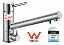 3 Way Water Filter Sink Mixer Tap Faucet .Hot,Cold and Filtered Water Mixer Tap
