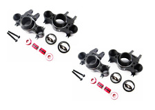 Hot Racing Aluminum Steering Knuckles Axle Carriers Traxxas T-maxx Revo Summit