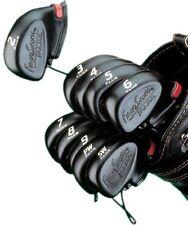 Golf Irons Plus 2-Sw Black Iron Cover (10-piece)