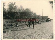 Foto, 44. Inft Div. dann San Kompanie 44, Schoonaarde, Rast, Belgien (N)1707