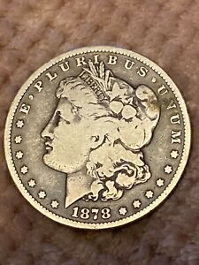 1878 morgan silver dollar! Never cleaned. Original passed down family owned!!