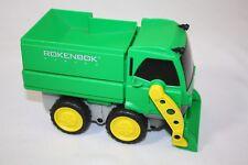 Rokenbok RC Dump Truck 1997 Green/Yellow
