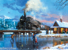 Royal & Langnickel PAL25 Winter Magic Painting by Numbers Kit