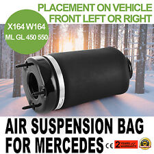 Aria Sospensioni Molla Borsa Per Mercedes ML GL 350 Classe W164 X164 Anteriore