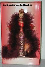 CINNABAR SENSATION BARBIE DOLL, BYRON LARS COLLECTION, 23420, 1999, NRFB