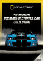 The Complete Ultimate Factories Car Collection New DVD
