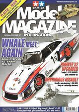 Tamiya Model 187, Humvee Lexus Porsche 93578 Martini Moby Dick Revell USS Wasp