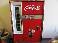 Coca Cola Coke Machine Vendo H63 A  63 bottles of Soda
