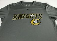 Charlotte Knights Shirt Mens SZ M/L Minor League Baseball Dri-Fit #11 Cool Base