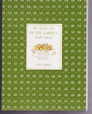 In and Out of the Garden Book of Days by Sara Midda (1985, Hardcover)