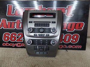 Audio Equipment Radio Control Panel Fits 10-12 FUSION 81703