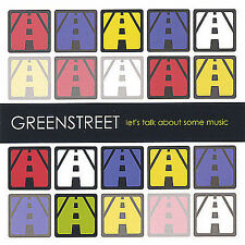 Greenstreet : Lets Talk About Some Music CD