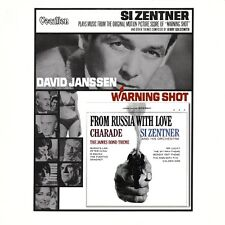 Si Zentner Big Band - From Russia with Love & Warning Shot OST 1960s CD