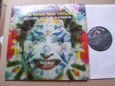 THREE RING CIRCUS,GROOVN´ ON THE SUNSHINE lp m-/vg+ cut/out rca rec.LSP-4021 USA